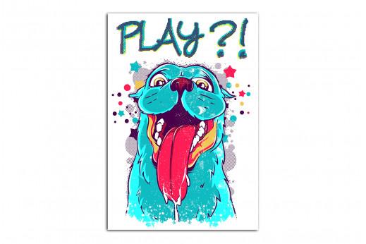 Постер PLAY?